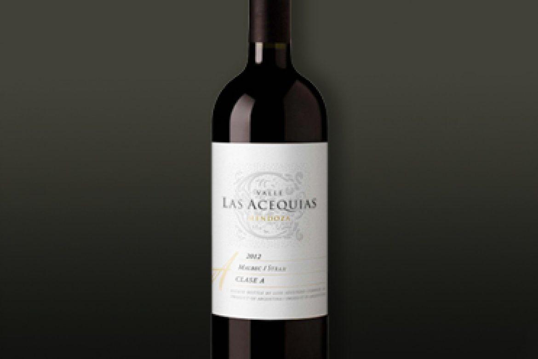 Valle Las Acequias Malbec-Syrah Clase A